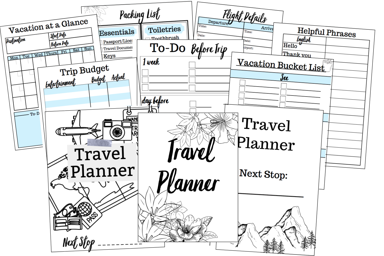 Travel-Planner-Markup